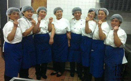 【礼信年年】洗消间的姐妹们加油