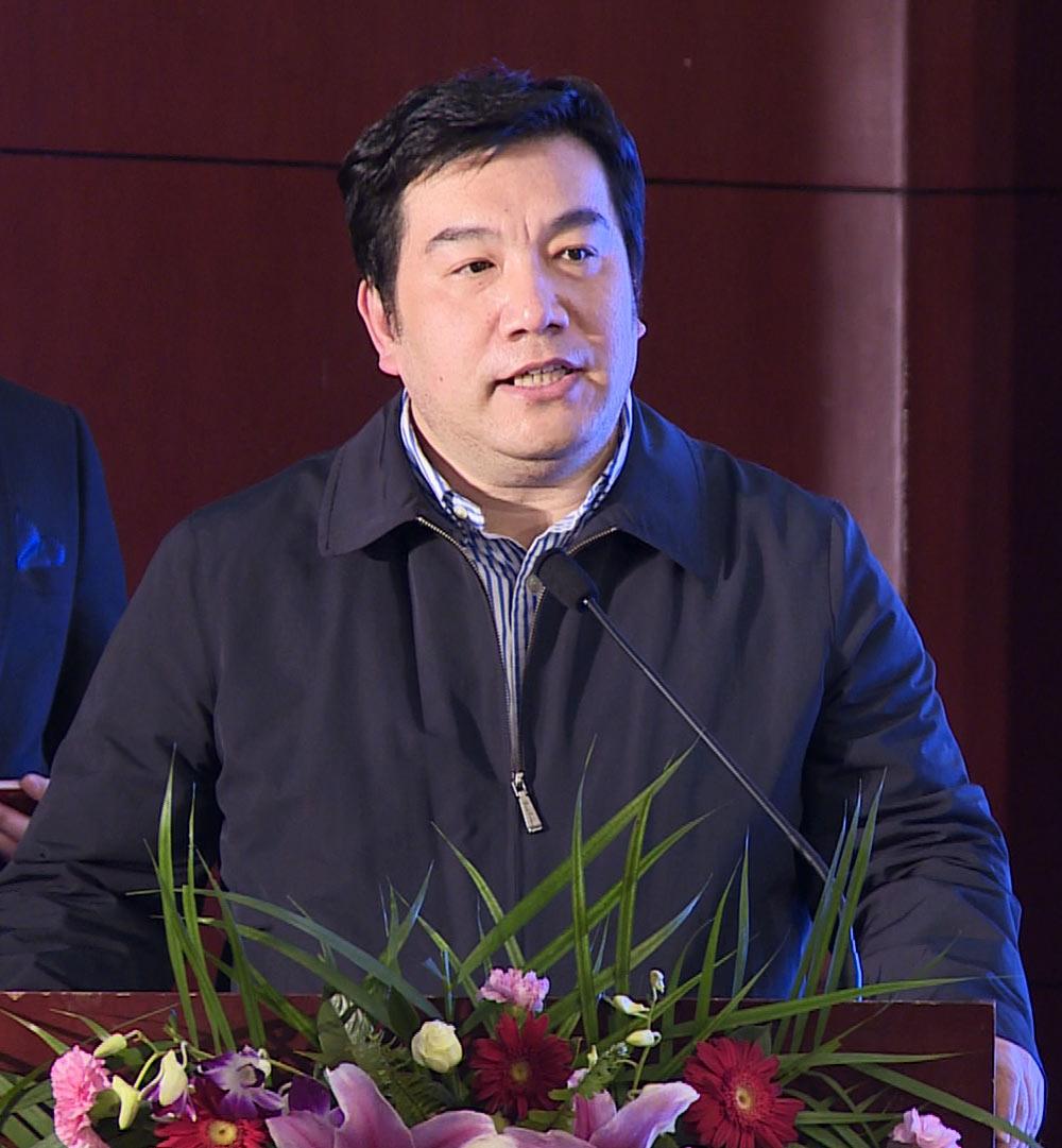 北京市建筑设计研究院有限公司副总经理郑琪讲话